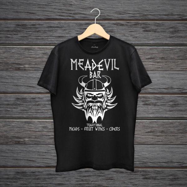 Viking Head T-Shirt