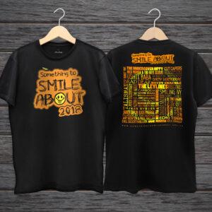Smile 2018 T-shirt
